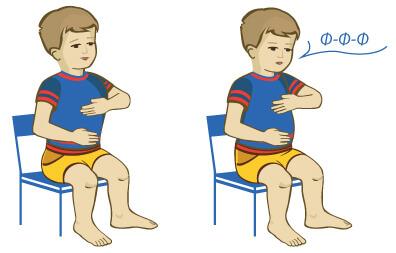 Дыхательные упражнения для детей дошкольного возраста