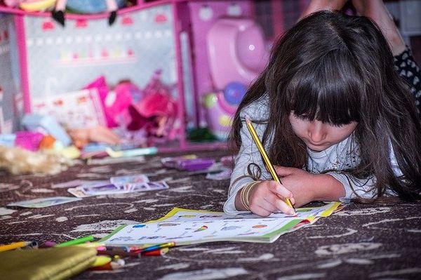 Как сделать коллаж с ребенком: занимательные занятия для детей