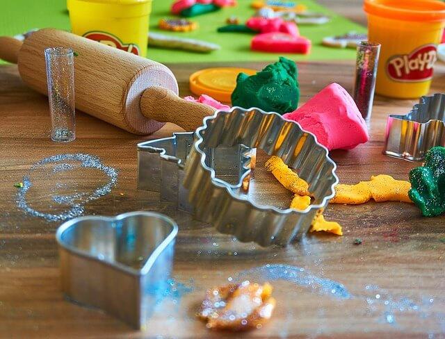 Как сделать тесто для лепки своими руками